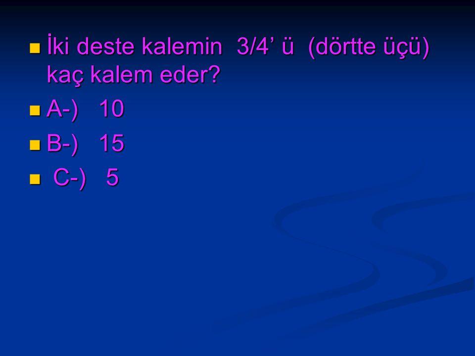 52' den başlayarak ileriye doğru dörder ritmik sayarken, dördüncü sırada hangi sayıyı söyleriz? 52' den başlayarak ileriye doğru dörder ritmik sayarke