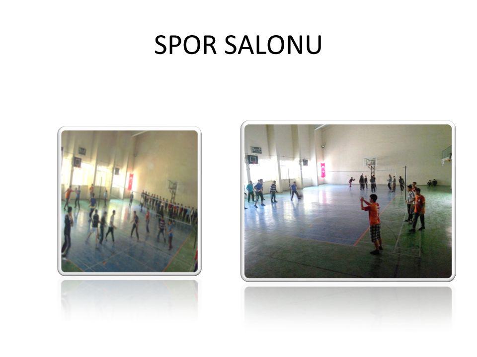 SPOR SALONU