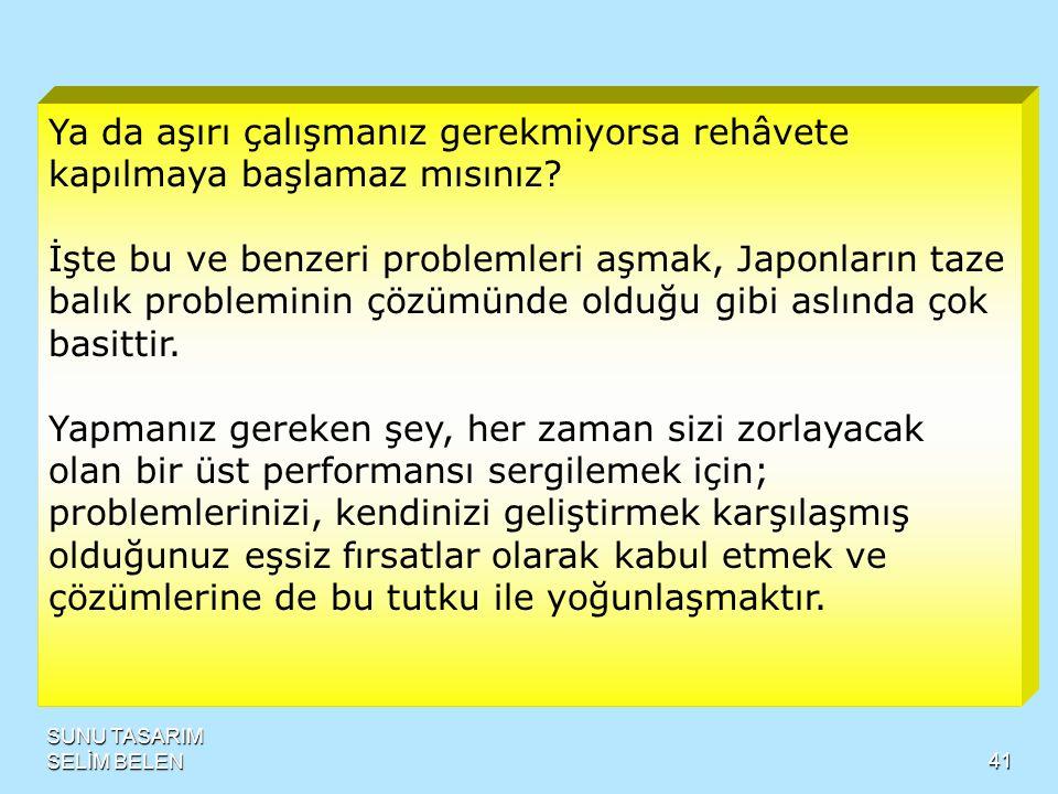SUNU TASARIM SELİM BELEN40 1950'lerde, L.