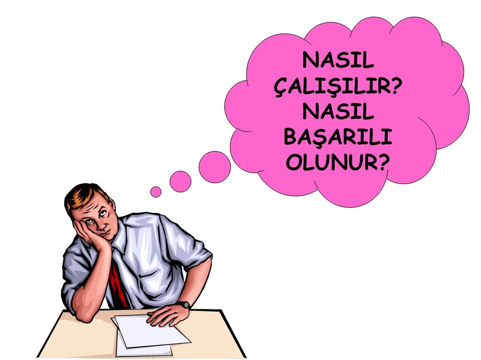 BEYNİ ÖĞRENMEYE HAZIRLAMAK 1.