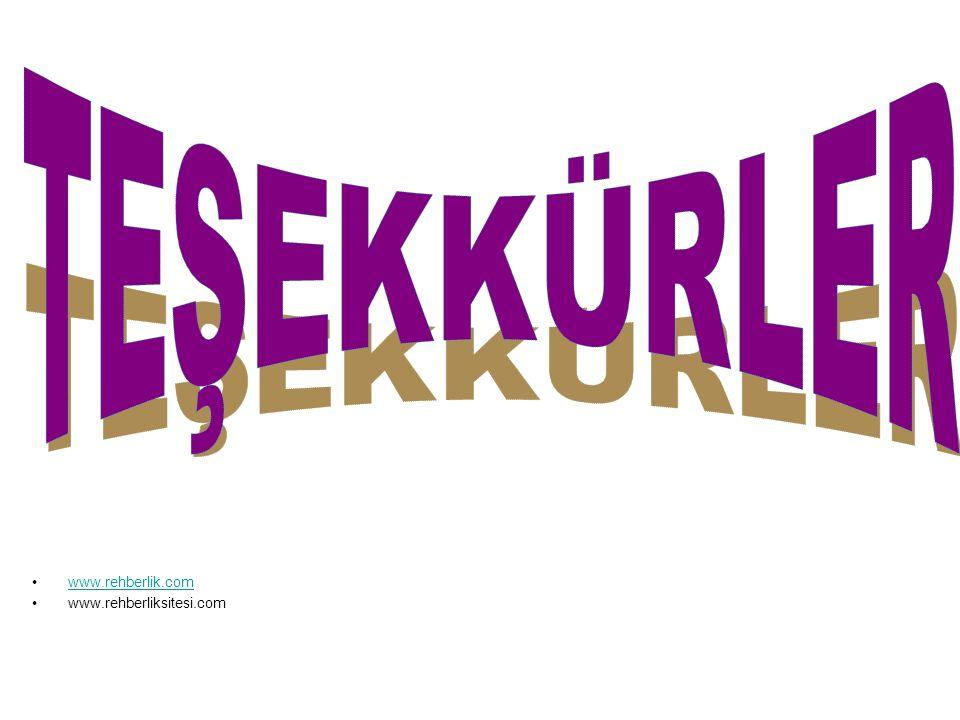 www.rehberlik.com www.rehberliksitesi.com