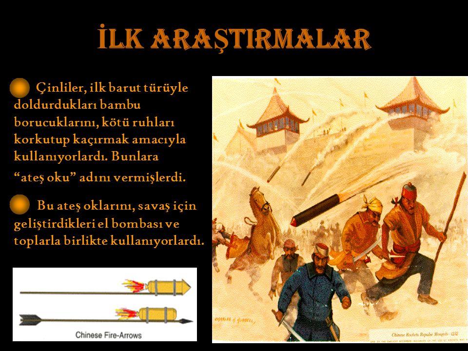 İ LK ARA Ş TIRMALAR Çin-Mo ğ ol sava ş ı Kaifung-fu MS.1232 Mo ğ ol-Macar sava ş ı Sejo MS.1241 Mo ğ ol-Arap sava ş ı Ba ğ dat MS.1258 Avrupa-Araplar 7.