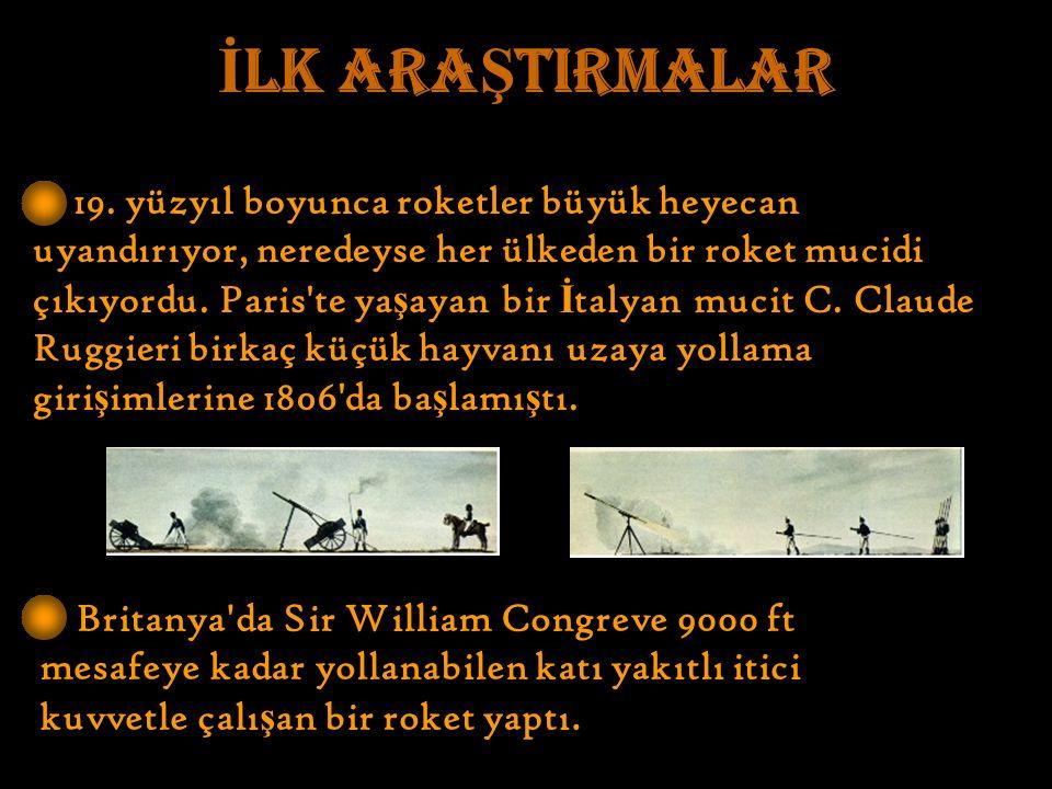 İ LK ARA Ş TIRMALAR 19.