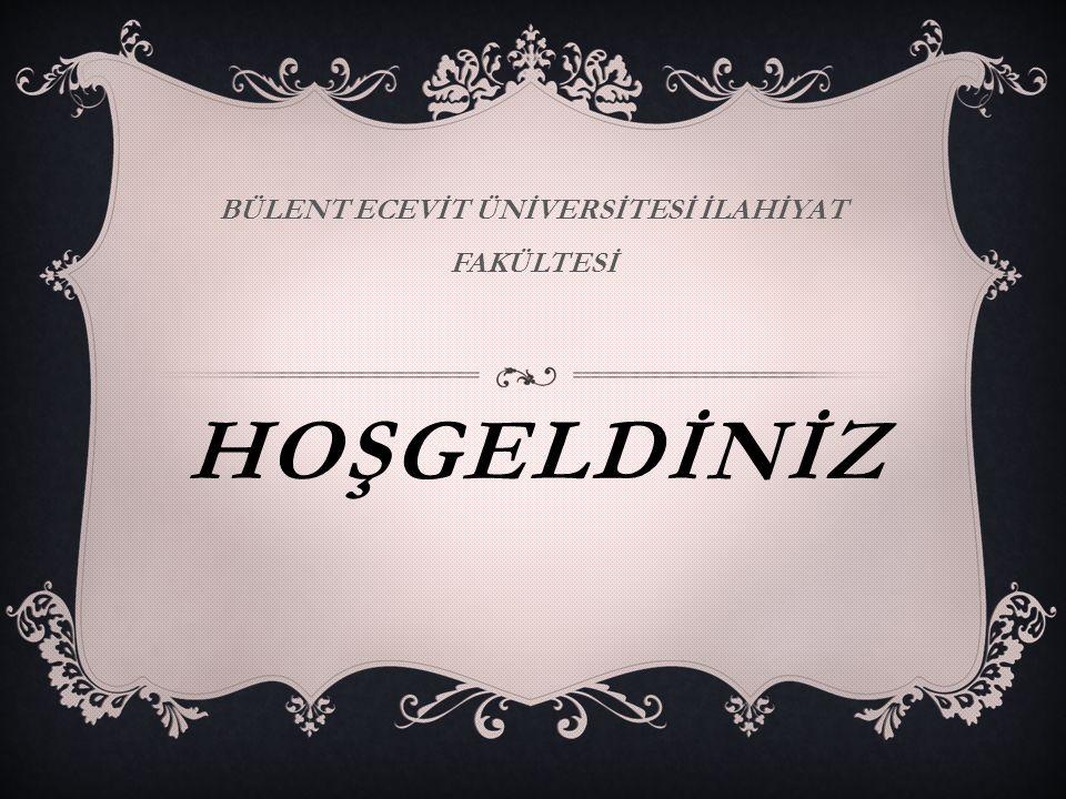 TEMEL İSLAM BİLİMLERİ  Prof.Dr. Reşat ÖNGÖREN ( Misafir Öğr.