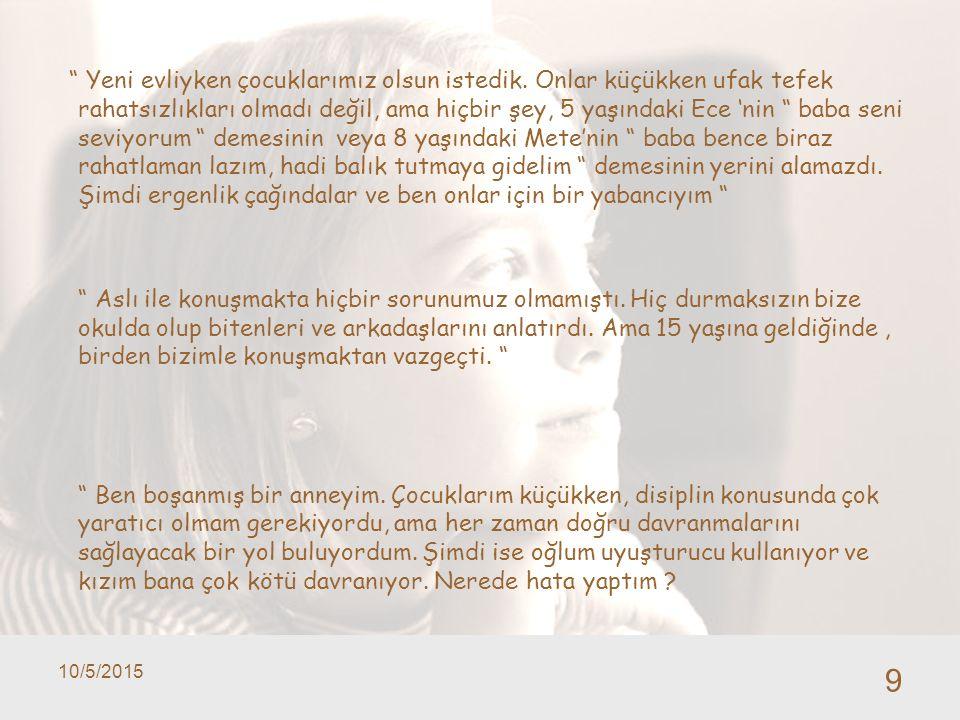 10/5/2015 30 Teşekkürler.... Yıldız DEDE PSK. DANIŞMAN ve REHBER ÖĞRETMEN