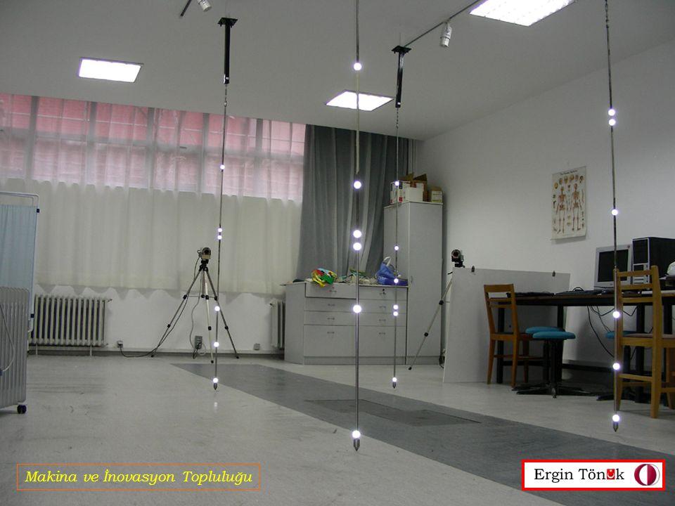 Prof. Dr. S. Turgut TÜMER Kiss Yürüyüş ve Hareket Analizi Sistemi (1/8) Kiss Türkiye'deki ilk yürüyüş ve hareket analizi sistemidir. Hazır bileşenlerd