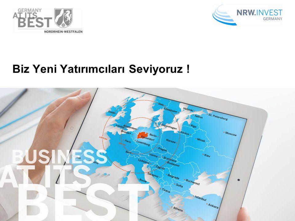 27 Türk Firmaları'nın Almanya'nın Kuzey Ren-Vestfalya Eyaletinde Gerçekleştirdiği Doğrudan Yabancı Yatırımlar (FDI): Hedefler – Stratejiler – Başarıla