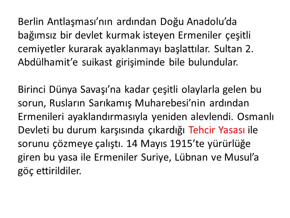 Mustafa Kemal'in başkumandanlık yetkisiyle ordunun sorumluluğunu doğrudan üstlendiği bir ilk muharebe üstünlüğümüzle sonuçlandı.