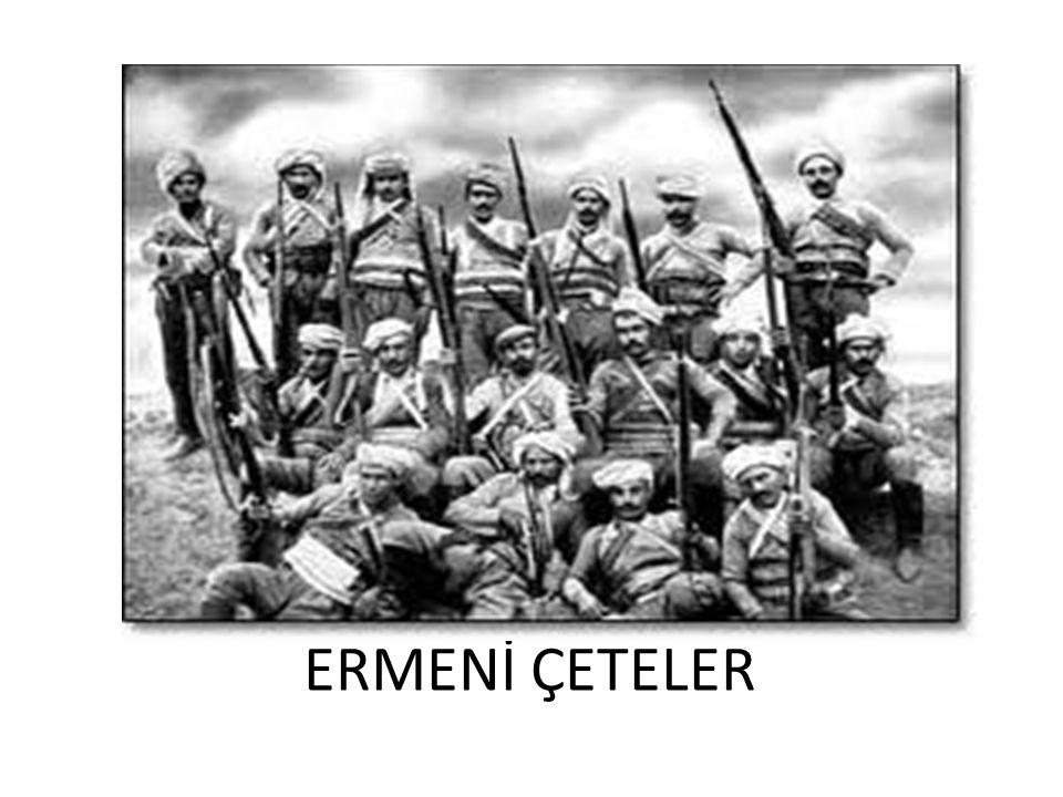 Kurtuluş Savaşı'nda Ermeni Sorunu - Mondros Mütarekesi'nin 24.