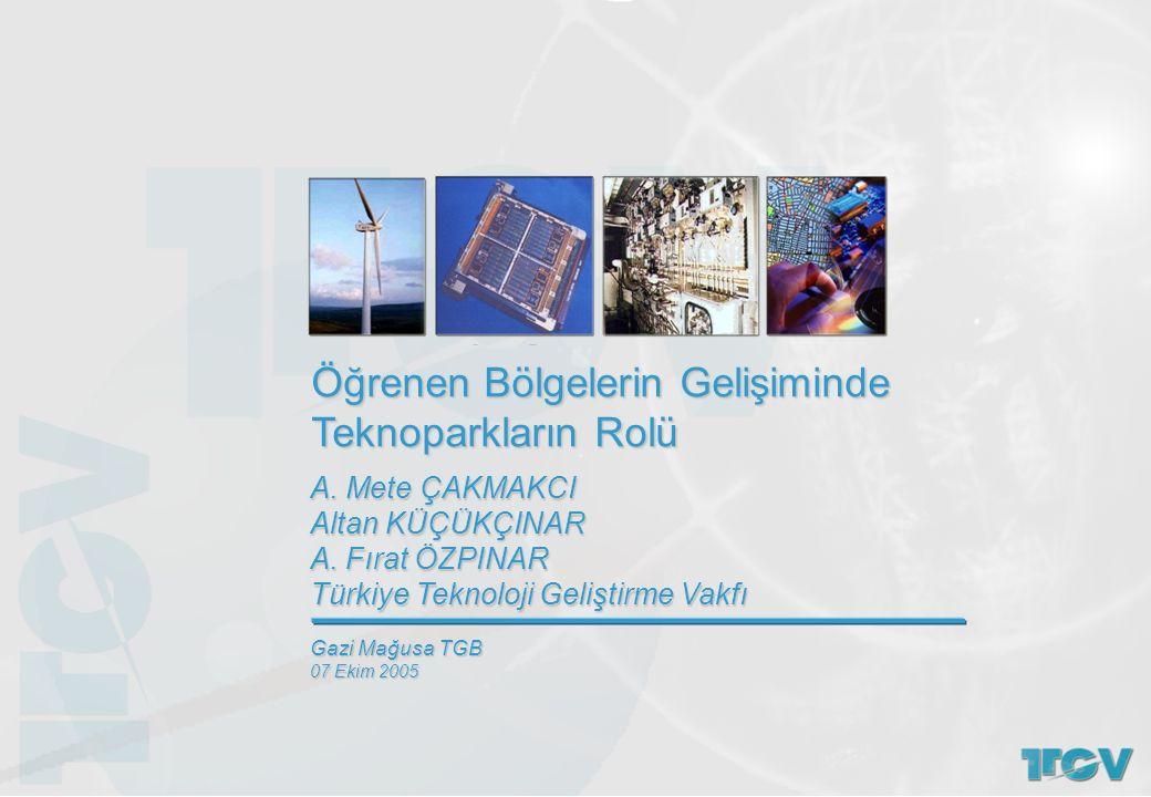 Sunum Planı TTGV ve Teknoparklar TTGV ve Teknoparklar Teknopark Modelleri Teknopark Modelleri Teknopark Evreleri Teknopark Evreleri Türkiye'de Mevcut Durum Türkiye'de Mevcut Durum Öneriler / Tavsiyeler Öneriler / Tavsiyeler
