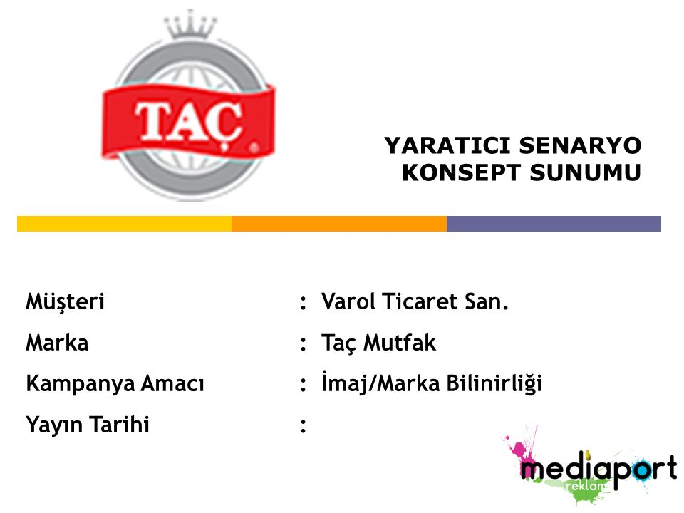 1960'ta Trabzon'da kurulmuş olan Taç Mutfak, kurulduğu günden bugüne kadar kendini geliştirmiş, yerel bir üretici olmaktan ulusal bir marka olmayı başarmış bir şirkettir.