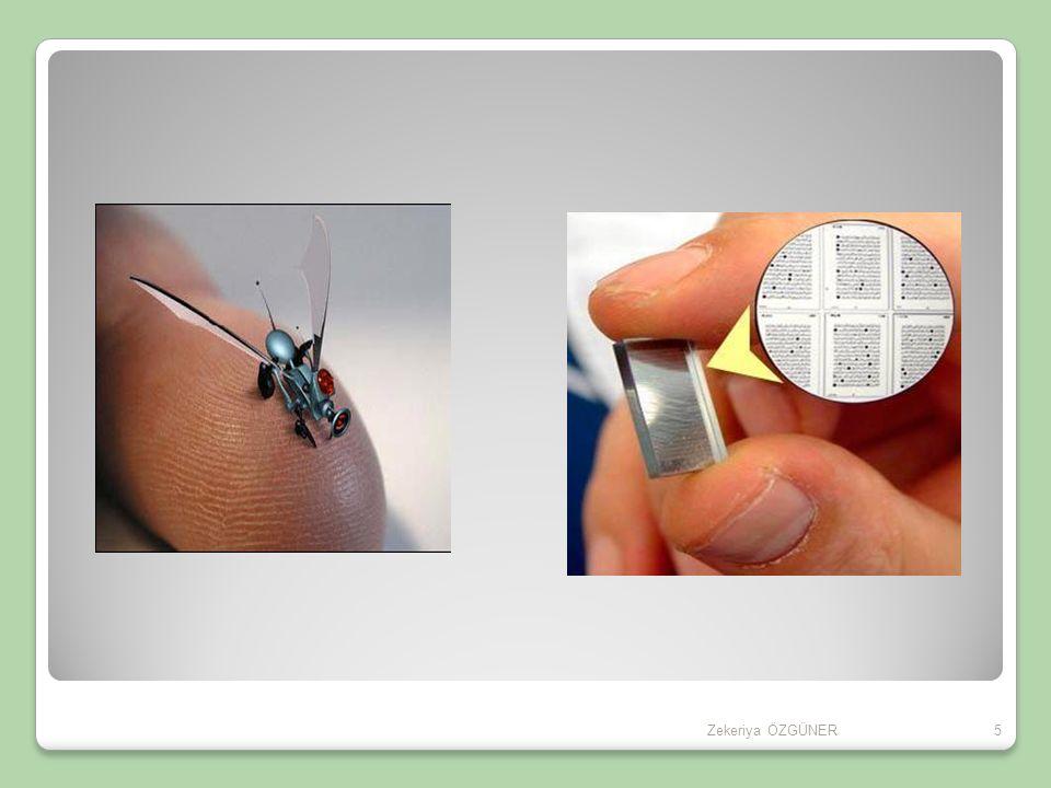 Nanoteknoloji Nerelerde Kullanılır.Nanoteknolojinin alanı oldukça geniştir ve genişlemektedir.