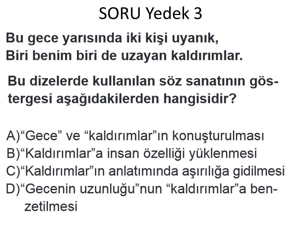 SORU Yedek 3