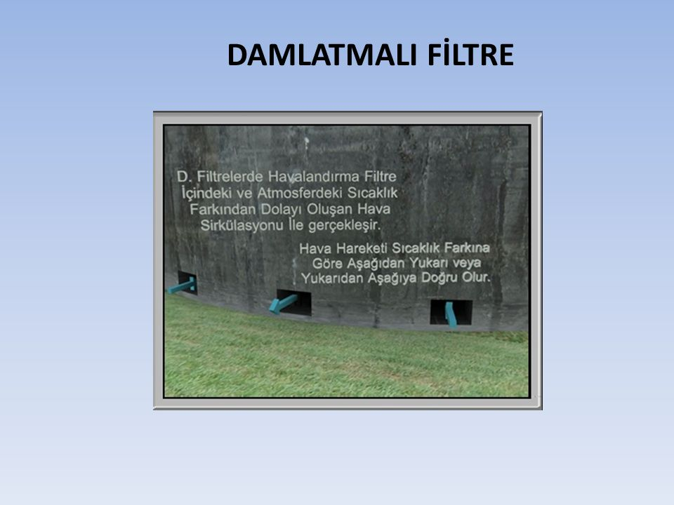 DAMLATMALI FİLTRE