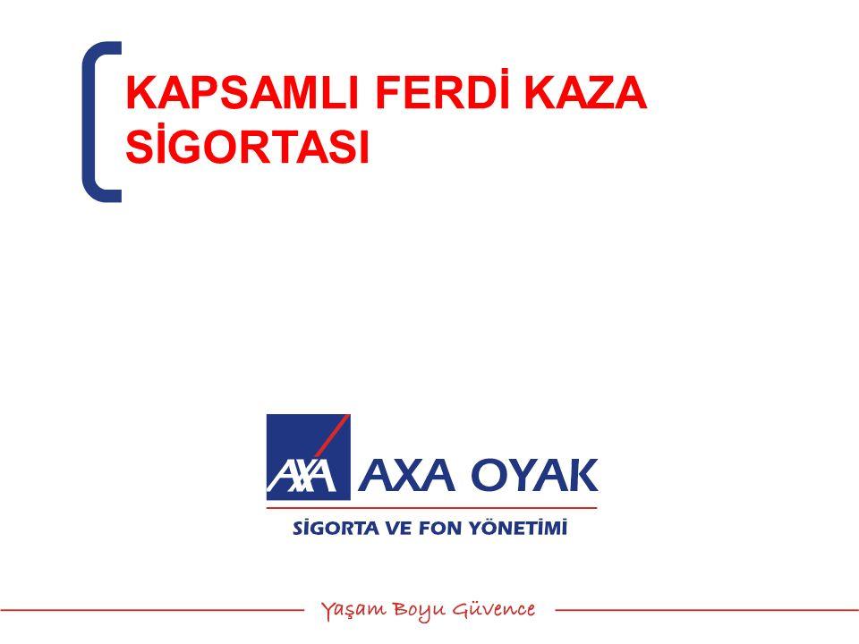 KAPSAMLI FERDİ KAZA SİGORTASI