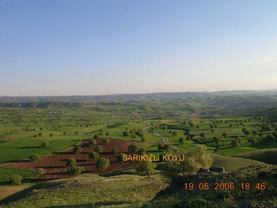 SARIKIZLI köyü KIRIKKALE'deki en büyük araziye sahip köylerden biridir.Adındanda anlaşılacağı gibi adını sarıkız adında çok eskiden yaşamış bir kızdan almıştır.