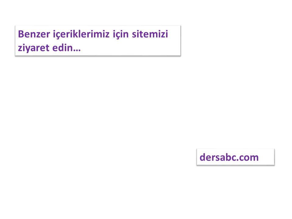 dersabc.com Benzer içeriklerimiz için sitemizi ziyaret edin…