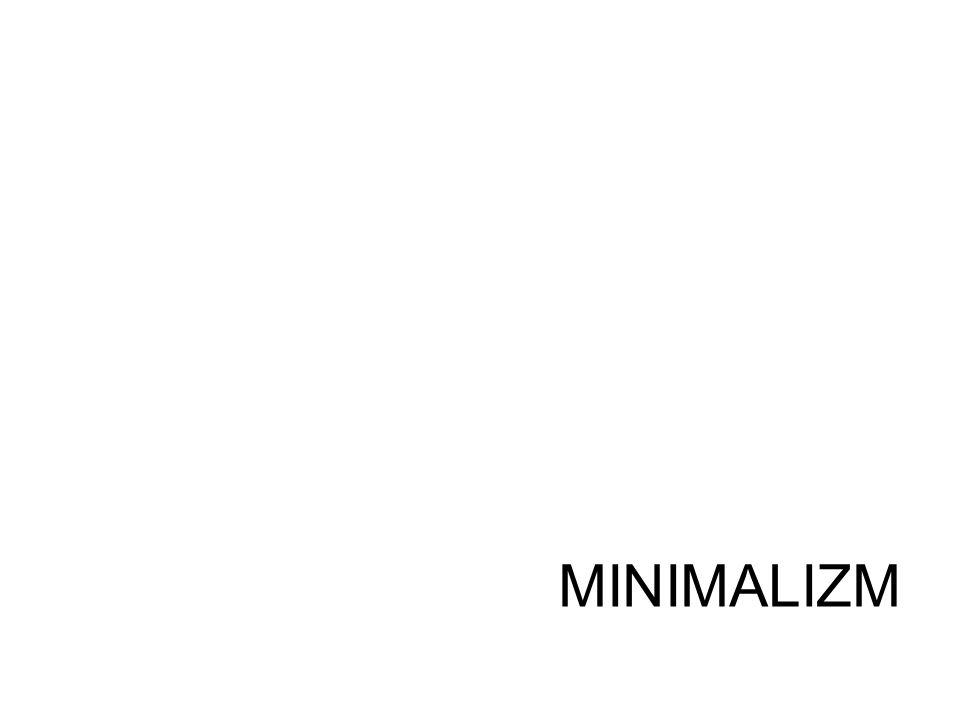 Minimalizm sözcüğü Fransızcadan gelen minimum sözcüğünden türemiştir.