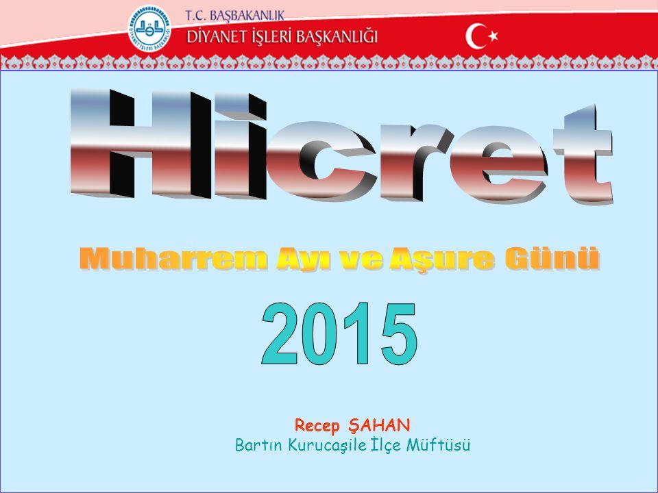 14 Ekim 2015 Çarşamba-1 Muharrem tarihi itibariyle İslam Alemi hicri 1437 yılına giriyor.