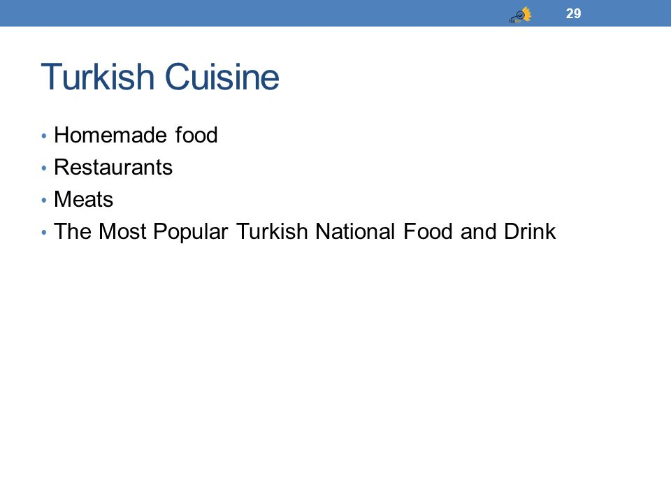 Turkish Cuisine Homemade food Restaurants Meats The Most Popular Turkish National Food and Drink 29