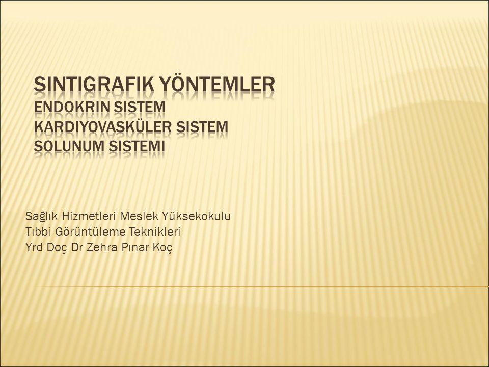 Sağlık Hizmetleri Meslek Yüksekokulu Tıbbi Görüntüleme Teknikleri Yrd Doç Dr Zehra Pınar Koç
