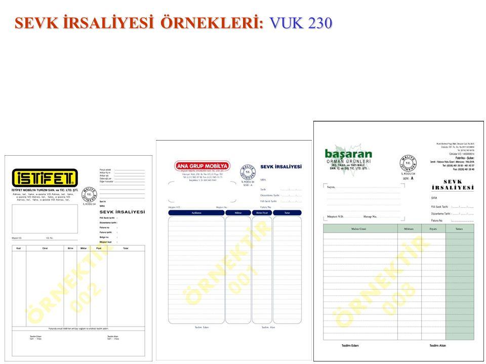 10 Ocak: Alacak senetleri tahsil edilmiştir.15 Şubat: Bankadan 5.000 TL çekilmiştir.