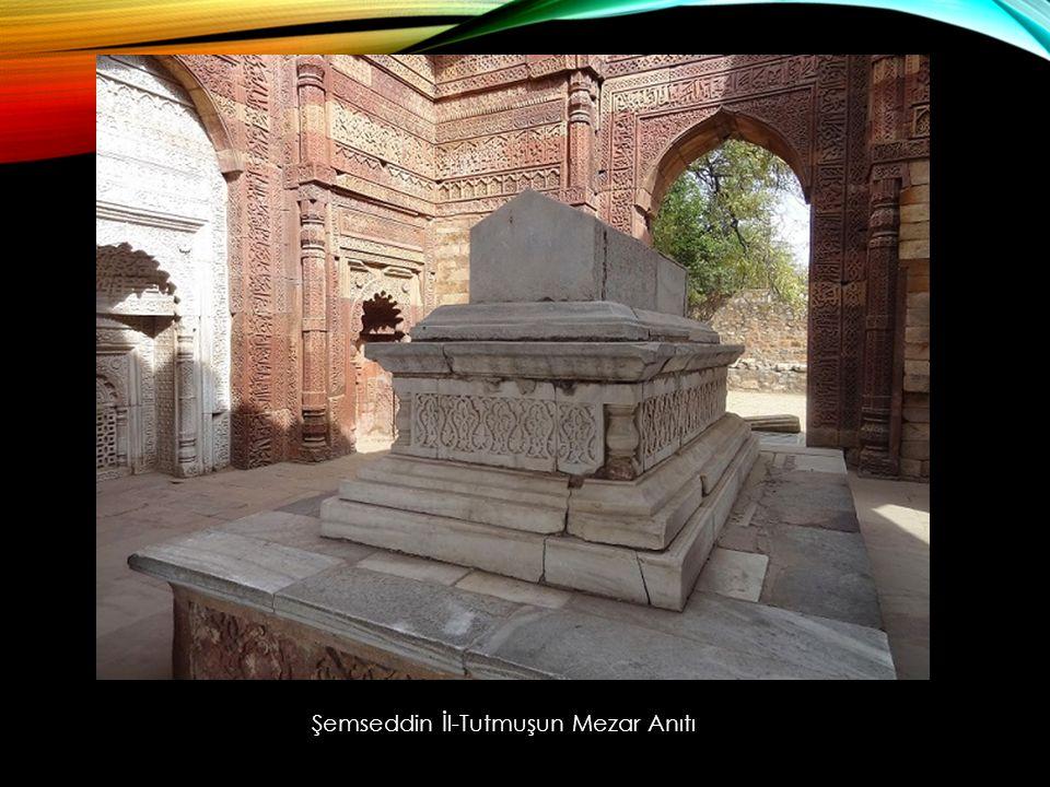 Şemseddin İl-Tutmuşun Mezar Anıtı