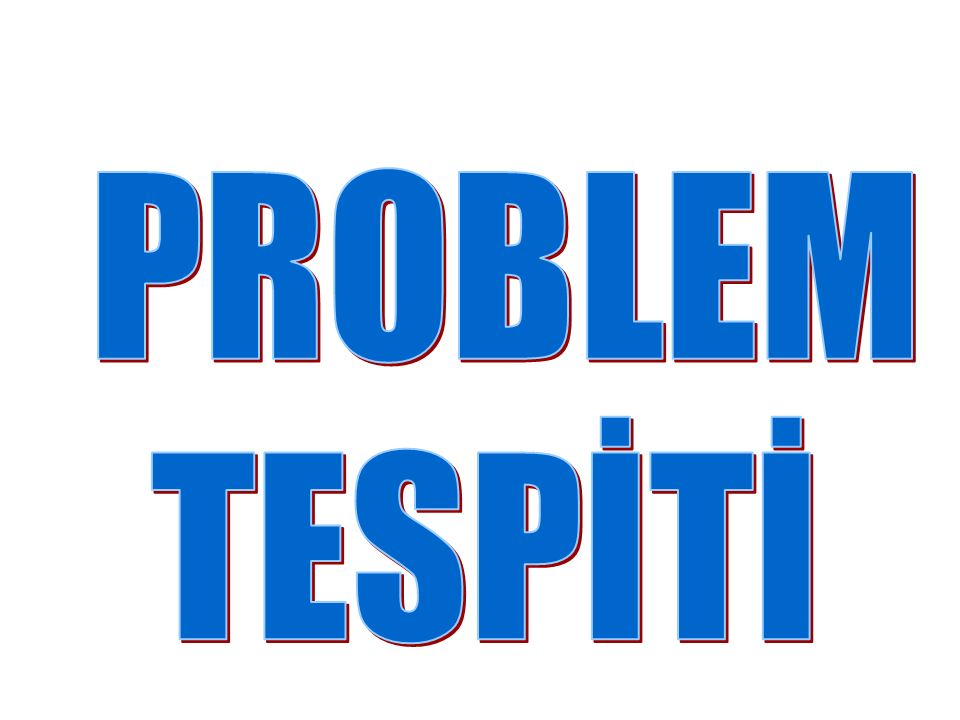 Karşılaştığınız sorunu sadece eleştirirseniz iki katına çıkar. Sadece sorunu düşünmekle yetinirseniz sorun yerinde sayar. Soruna çare bulursanız sorun