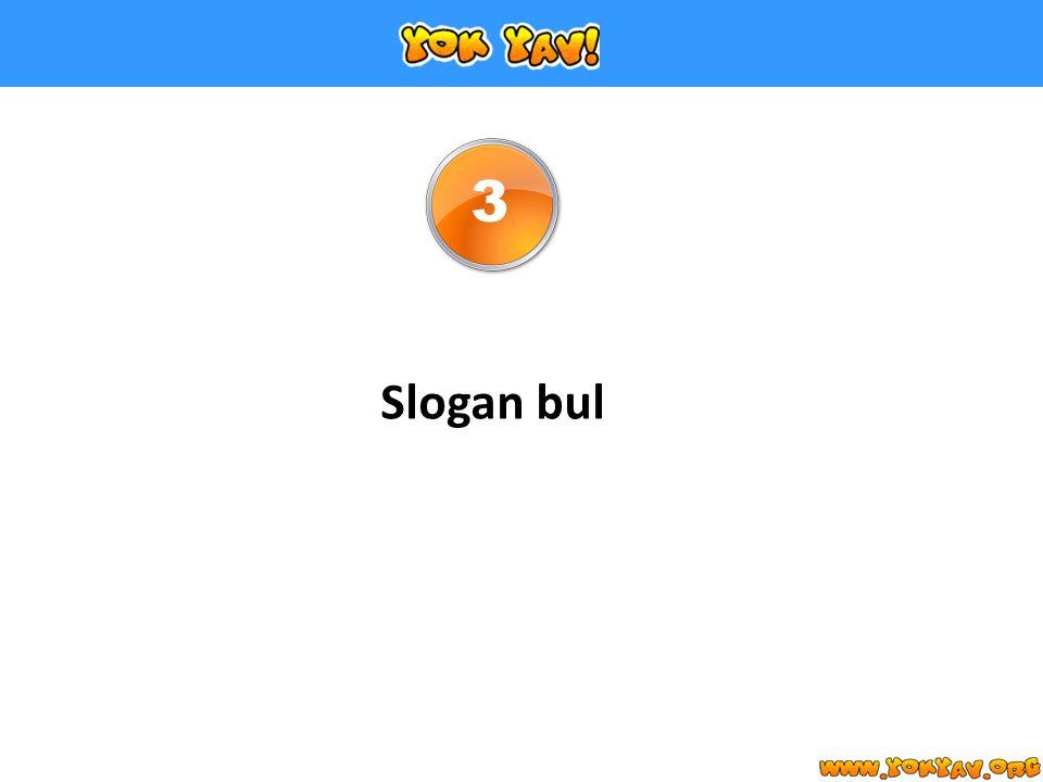 Slogan bul 3
