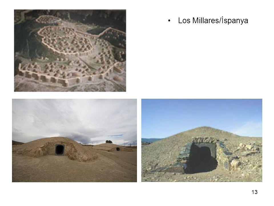 13 Los Millares/İspanya