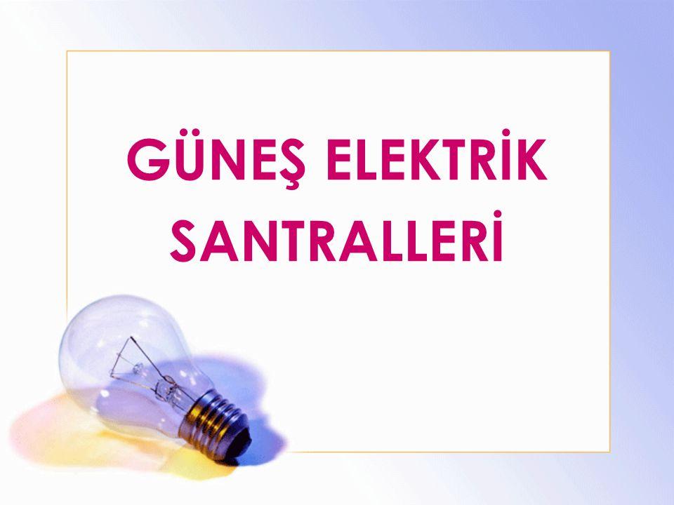 LUZ santralinin, solar elektrik üretim sistemleri (SEGS) diye adlandırılan 9 ünitesi vardır.