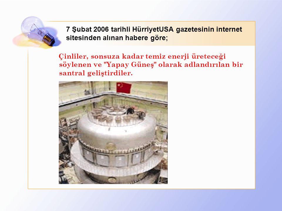 Fotovoltaik santral olarak adlandırılan yüksek güçteki PV jeneratörlere yeni bir örnek olarak, halen Girit adasındaki 5 MW lık santral verilebilir.