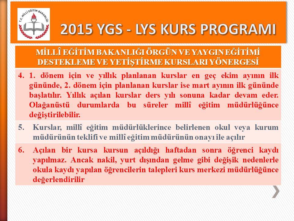LYS PUAN TÜRLERİ Puan Türü Testlerin Ağırlıkları (%) YGS LYS (LYS1 + LYS 2) Türkçe Sosyal Bilimler Temel Matemati k Fen Bilimleri Matemati k Geometri Fizik Kimya Biyoloji MF - 1 115403026131065 MF - 2 20103040167131213 MF - 3 1171111135131415 MF - 4 11614922111395