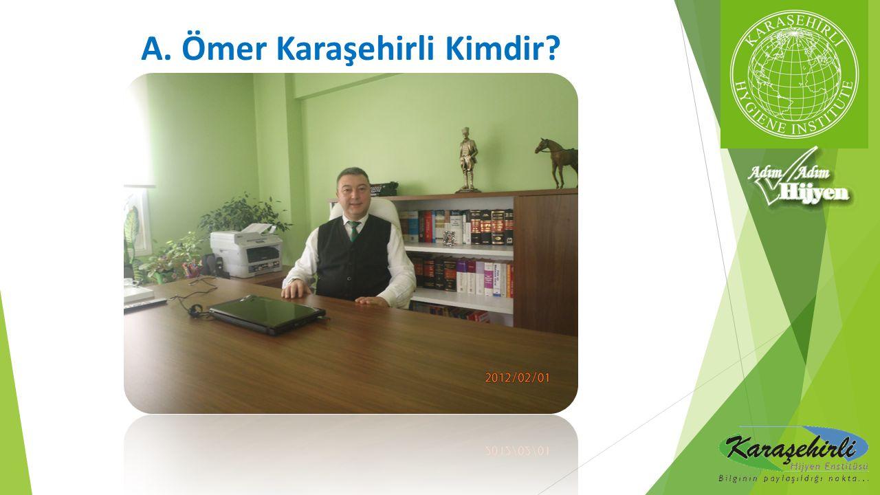 A. Ömer Karaşehirli Kimdir?
