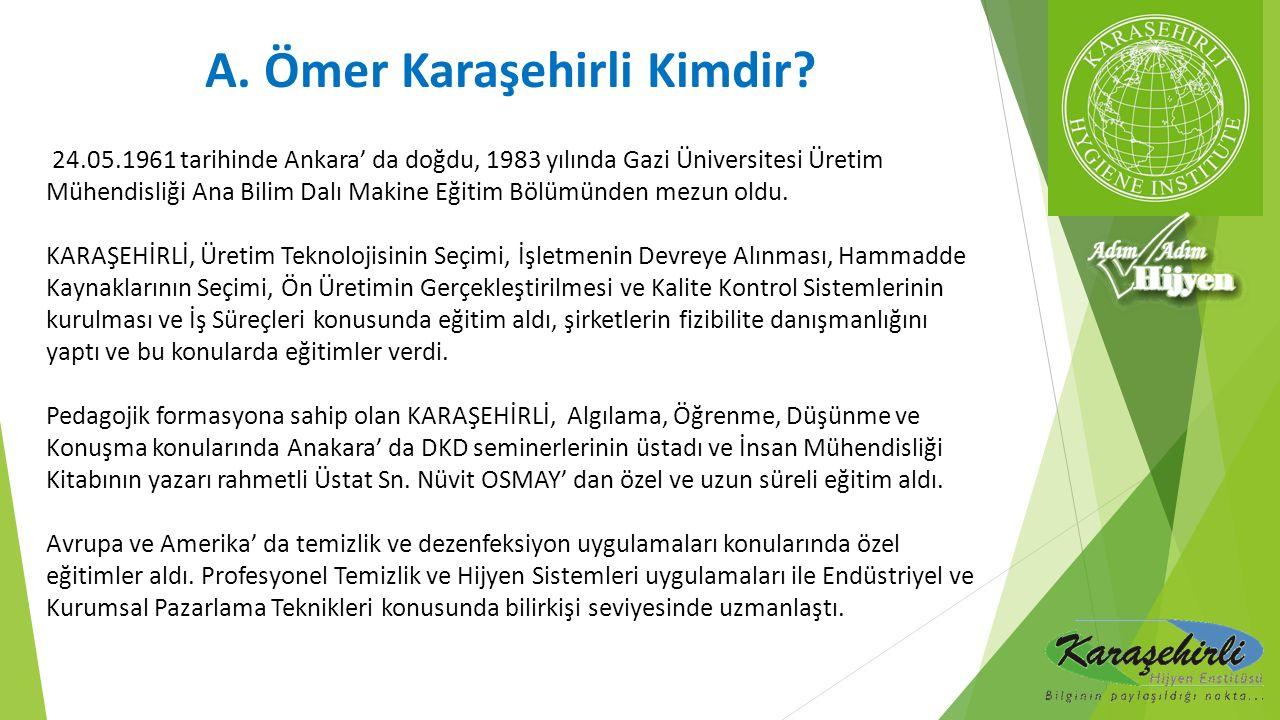 24.05.1961 tarihinde Ankara' da doğdu, 1983 yılında Gazi Üniversitesi Üretim Mühendisliği Ana Bilim Dalı Makine Eğitim Bölümünden mezun oldu. KARAŞEHİ