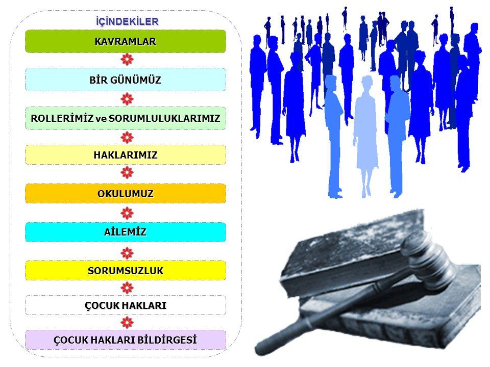 Birey: Toplumun bir parçası olan ve kendine özgü özellikleri bulunan tek fert.