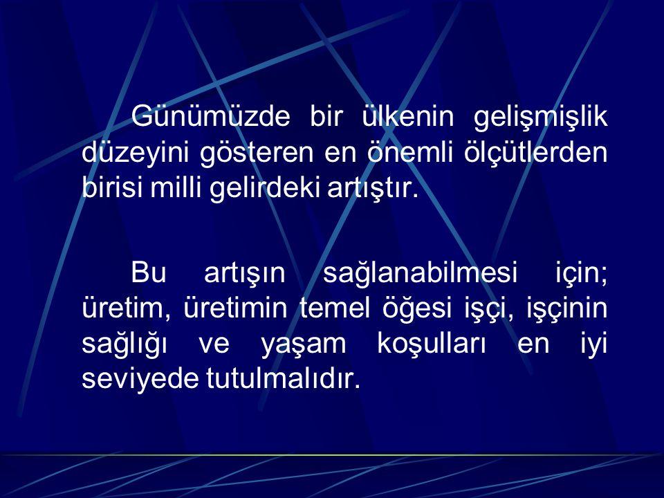 1.Uluslararası Çalışma Örgütü: Türkiye 9 Temmuz 1932 tarihinde 726 sayılı Genel Kurul kararı ile Milletler Cemiyetine üye olmak suretiyle Uluslararası Çalışma Örgütüne de üye olmuştur.