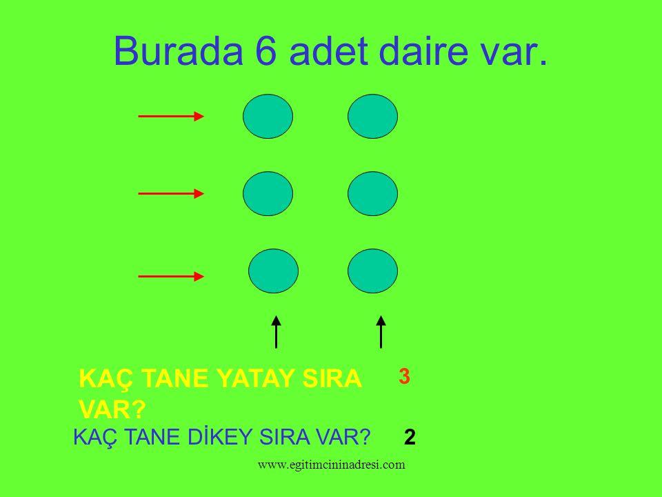 SANIRIM BİRAZ ANLADIK. www.egitimcininadresi.com