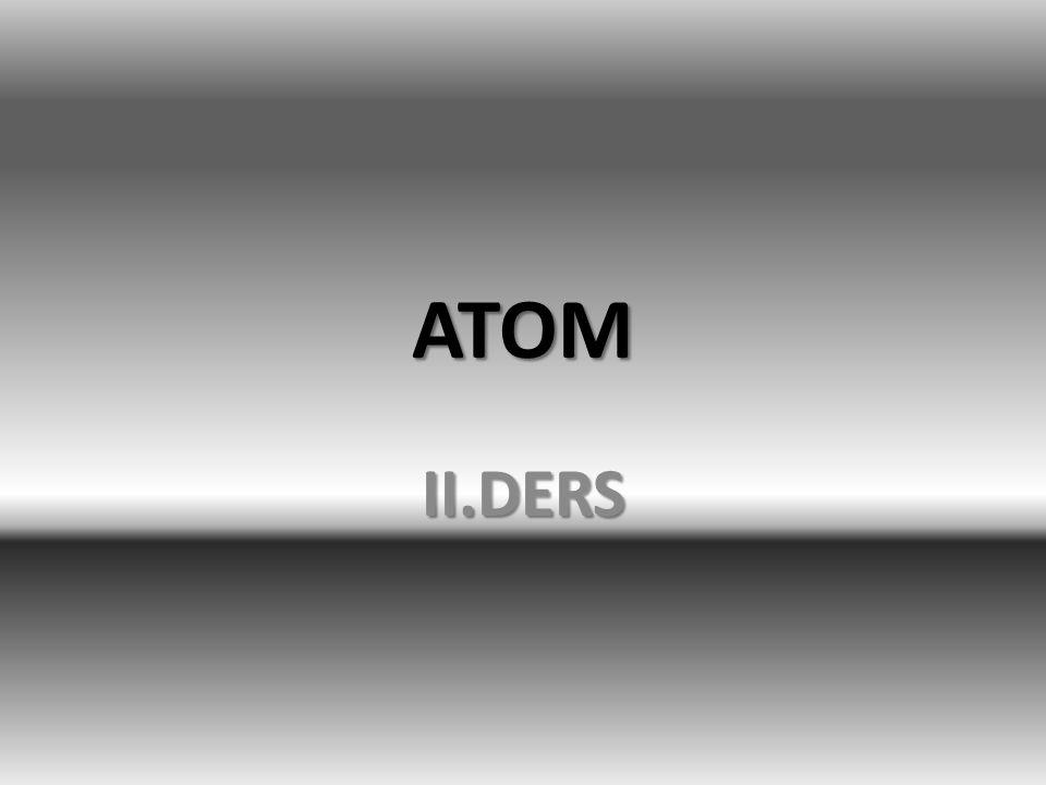 ATOM II.DERS
