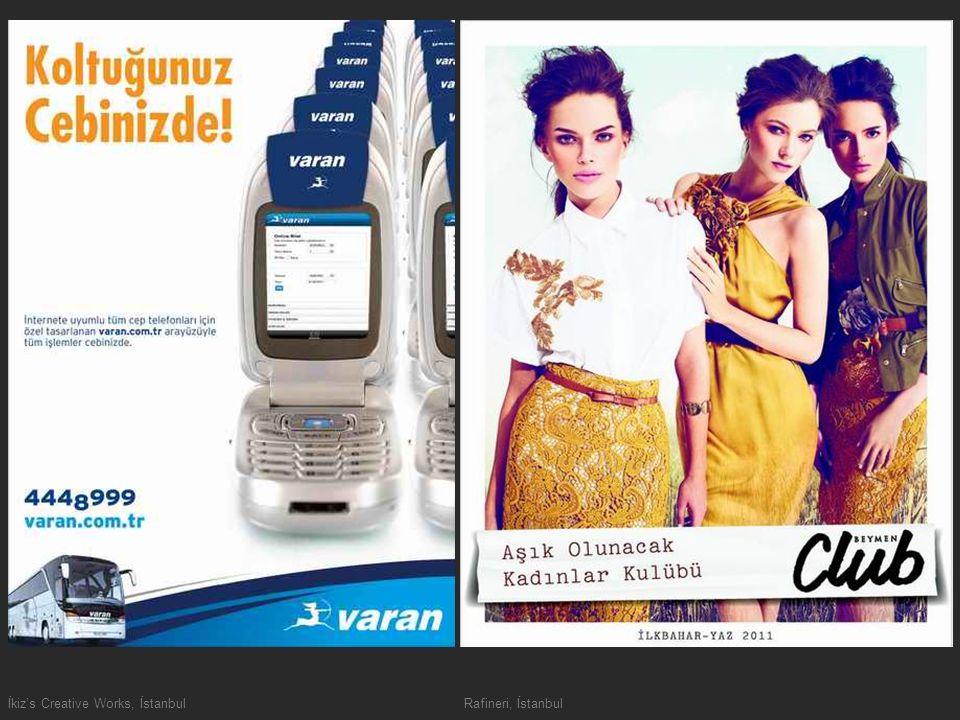 İkiz's Creative Works, İstanbulRafineri, İstanbul