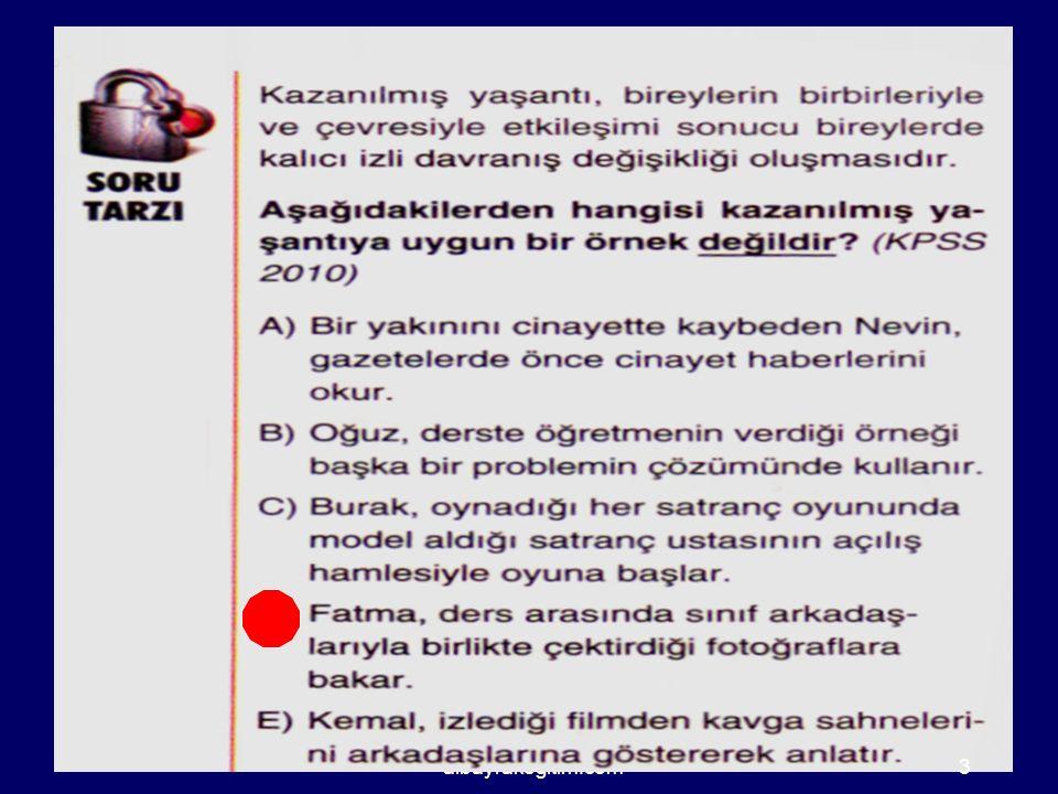 KÜLTÜR ÇEŞİTLERİ albayrakegitim.com13