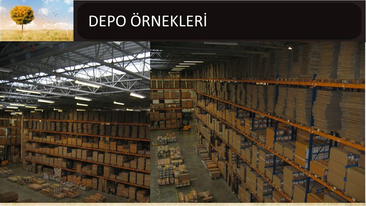 DEPO ÖRNEKLERİ 11