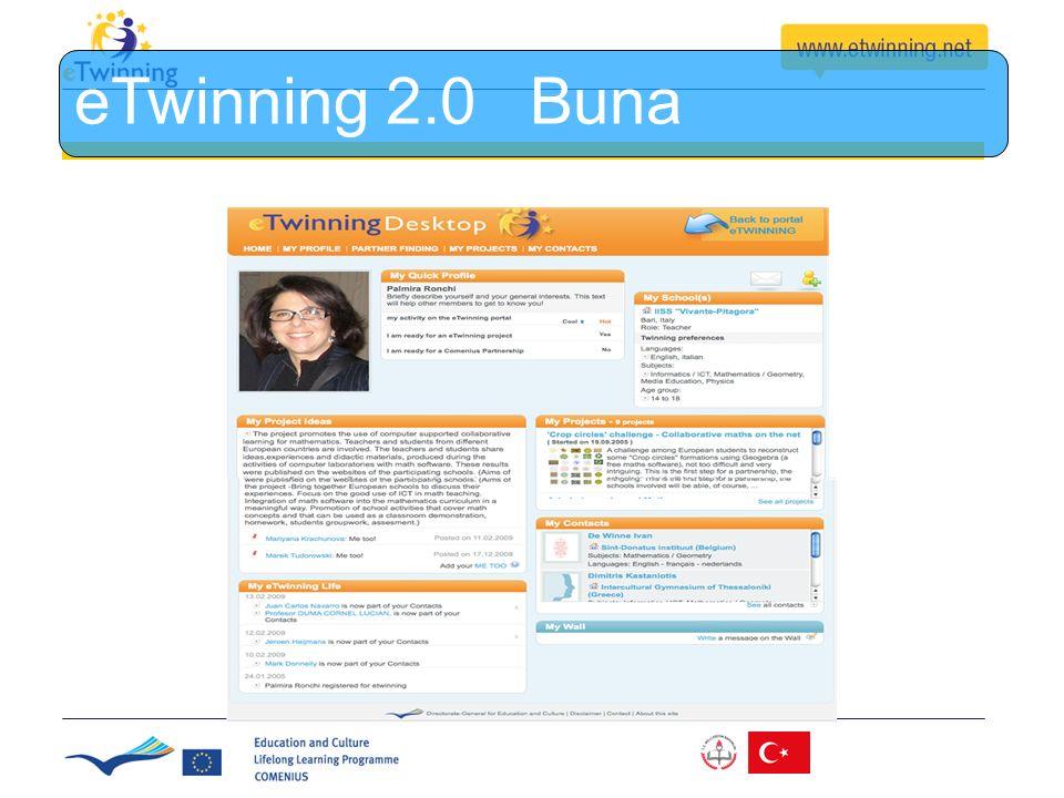eTwinning 2.0 Buna