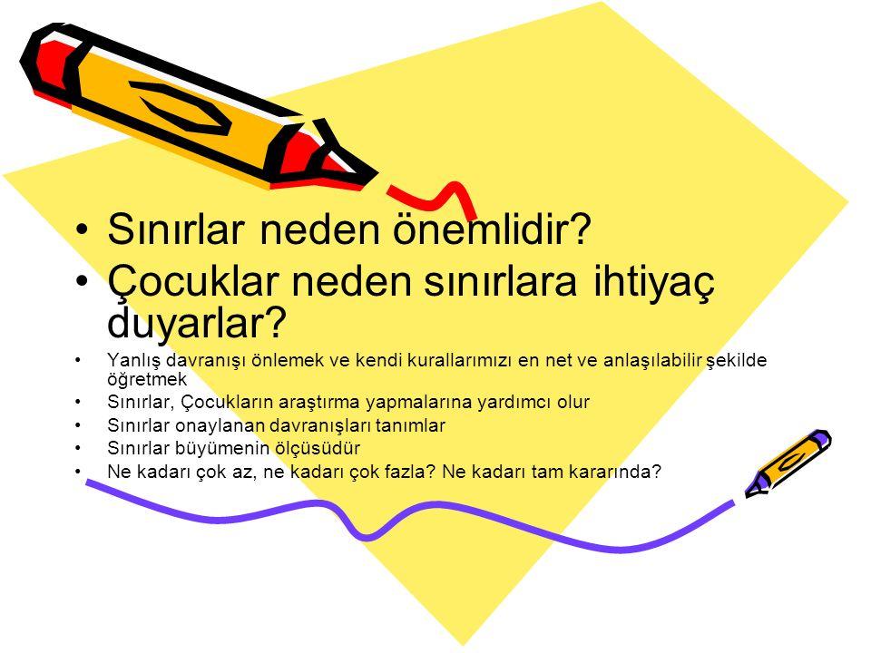 demokratik/etkili yaklaşım sınırlar içinde özgürlük Etkili çocuk eğitiminde kararlılık ve saygı arasında bir denge.