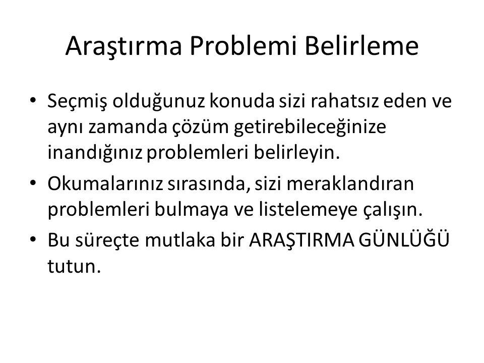 Her problem araştırılabilir değildir.