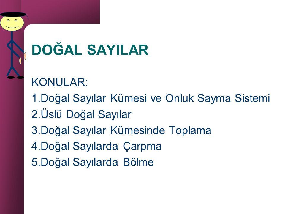 ÜNİTE -I http://sunuindir.blogspot.com