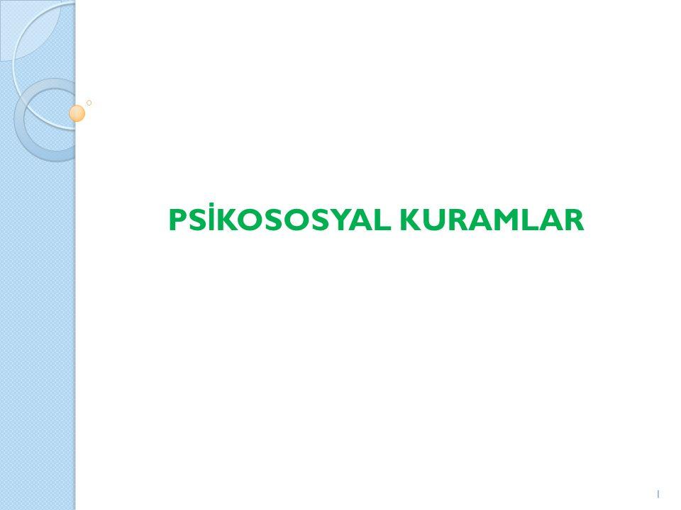 PS İ KOSOSYAL KURAMLAR 1
