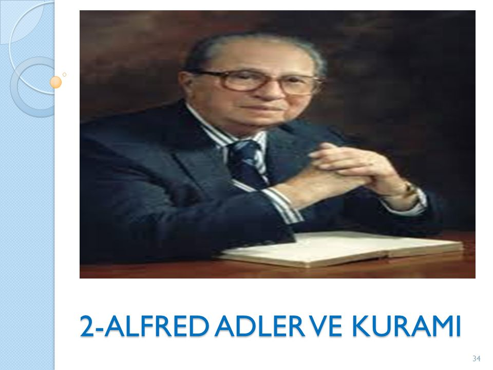 2-ALFRED ADLER VE KURAMI 34