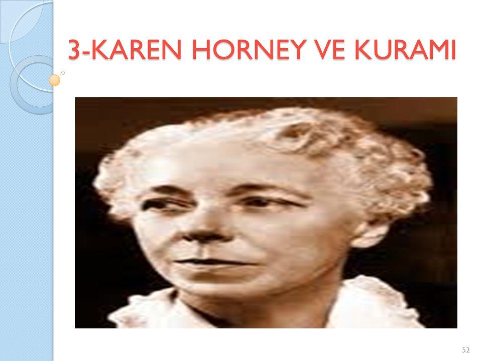 3-KAREN HORNEY VE KURAMI 52