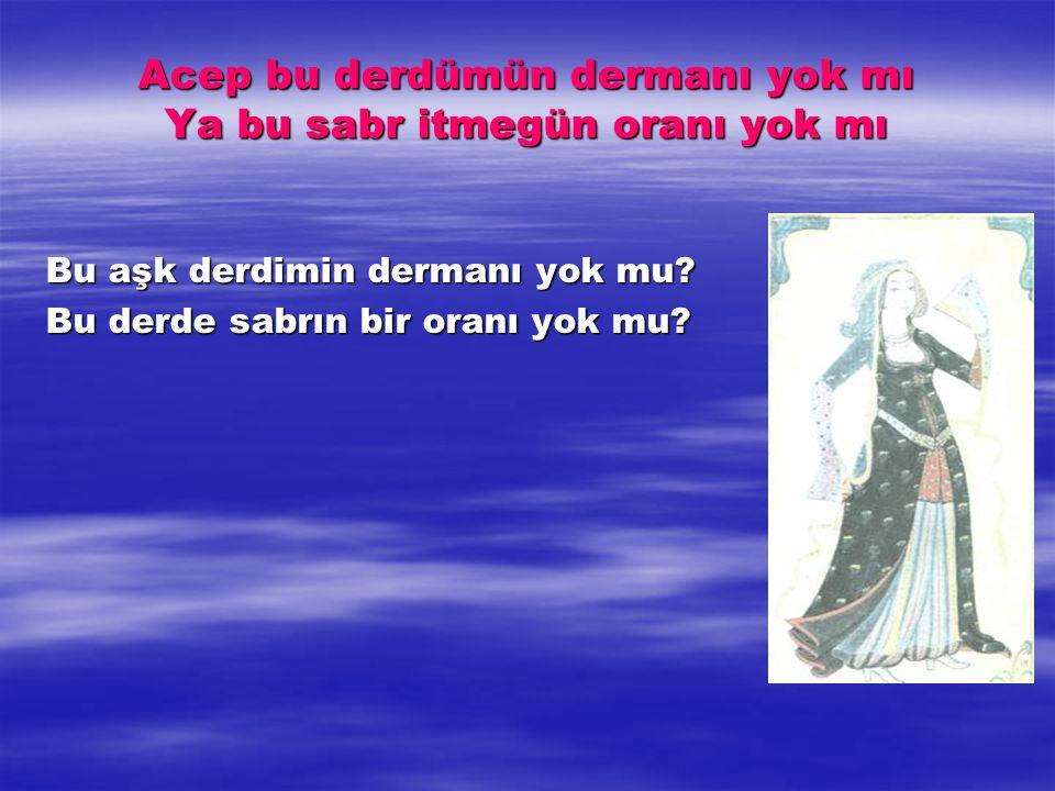 4.Şair, gazelini nasıl bir ruh hâli içerisinde yazmıştır.